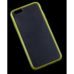 Чехол-накладка для Apple iPhone 6, 6s 4.7 (Liberti Project R0006686) (прозрачный, зеленый) - Чехол для телефонаЧехлы для мобильных телефонов<br>Плотно облегает корпус и гарантирует надежную защиту от царапин и потертостей.
