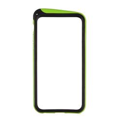 Чехол бампер для Apple iPhone 6, 6s 4.7 (Nodea R0007140) (зеленый) - Чехол для телефонаЧехлы для мобильных телефонов<br>Плотно облегает корпус и гарантирует надежную защиту от царапин и потертостей.