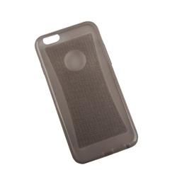 Чехол для Apple iPhone 6, 6s 4.7 (TPU R0007301) (черный) - Чехол для телефонаЧехлы для мобильных телефонов<br>Плотно облегает корпус и гарантирует надежную защиту от царапин и потертостей.