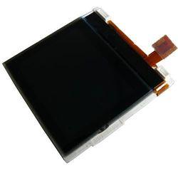 Дисплей для Nokia 1600, 1208, 1209, 2310, 6125 внешний, N71 внешний (в рамке) (CD002587) (1-я категория Q) - Дисплей, экран для мобильного телефона