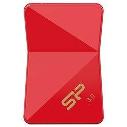 Silicon Power Jewel J08 8GB (SP008GBUF3J08V1R) (красный) - USB Flash drive