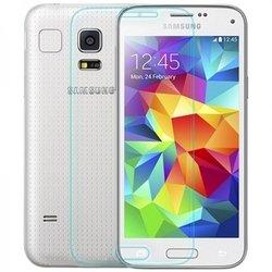 Защитное стекло для Samsung Galaxy S5 mini G800 (Palmexx PX/BULL SAM S5MINI) (прозрачное) - ЗащитаЗащитные стекла и пленки для мобильных телефонов<br>Защитное стекло - надежная защита дисплея от царапин и потертостей, выполнено в точности по размеру экрана.