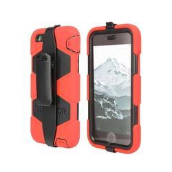 Чехол-накладка для Apple iPhone 6 Plus, 6S Plus (Palmexx Survivor PX/CH iPH6P SURVIVOR RED) (красный) - Чехол для телефона  - купить со скидкой