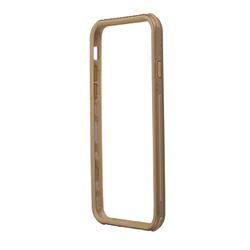 Чехол бампер для Apple iPhone 6, 6s 4.7 (R0007516) (золотистый) - Чехол для телефонаЧехлы для мобильных телефонов<br>Предназначен для надежной защиты смартфона от пыли, пятен, царапин и сколов.
