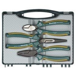 Kraftool 22011-H3 - Набор инструментовНаборы инструментов<br>Kraftool 22011-H3 - шарнирно-губцевый, количество предметов: 3, пассатижи, кусачки