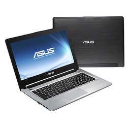"Asus S46CB 90NB0111-M00280 (Core i5 3317U 1700 Mhz, 14.0"", 1366x768, 4096Mb, 524Gb, DVD-RW, Wi-Fi, Bluetooth, Win 8 64)"