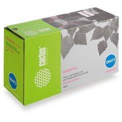 Картридж для HP Color LaserJet 3600 (Cactus CS-Q6473A) (пурпурный) - Картридж для принтера, МФУКартриджи<br>Картридж совместим с моделями: HP Color LaserJet 3600.