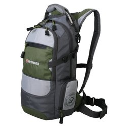 Wenger Narrow Hiking Pack 19 green/grey