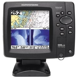 Humminbird 598ci HD SI Combo