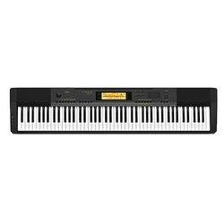 Casio CDP-230R - Синтезатор, миди-клавиатураСинтезаторы и миди-клавиатуры<br>Casio CDP-230R - цифровое пианино, взвешенная клавиатура c 88 клавишами, педали подключаемые, компактный корпус, встроенная акустика, тембров: 700, обучение, USB
