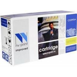 Картридж для HP LaserJet Enterprise 600 M601dn, M601n, M602dn, M602n, M602x, M603dn (NV Print CE390A) (черный) - Картридж для принтера, МФУ