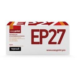 Картридж для Canon LaserBase MF3220, MF3110, MF3228, MF3240, MF5630, MF5650, MF5730, MF5750, MF5770 (EasyPrint LC-EP27) (черный) - Картридж для принтера, МФУ