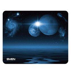 Коврик для мыши SVEN SA (8 рисунков) - Коврик для компьютерной мышиКоврики для мышей<br>Легкие сверхтонкие коврики для оптической и лазерной мыши.