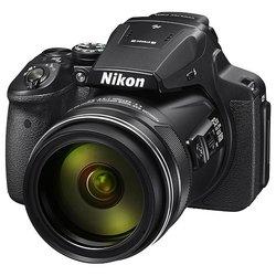Nikon Coolpix P900 - Фотоаппарат цифровойЦифровые фотоаппараты<br>Nikon Coolpix P900 - 16.76 МП, размер матрицы: 1/2.3amp;quot;, диафрагма: F2.80 - 6.50, оптический стабилизатор, SD, скорость съемки: 7 кадров/с, видео разрешением до 1920x1080