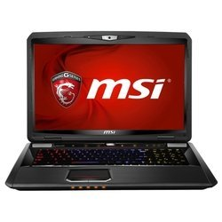 "msi gt70 2qd dominator (core i7 4710mq 2500 mhz/17.3""/1920x1080/12.0gb/1128gb hdd+ssd/dvd-rw/nvidia geforce gtx 970m/wi-fi/bluetooth/win 8 64)"