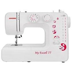 Janome My Excel 77 - Швейная машина