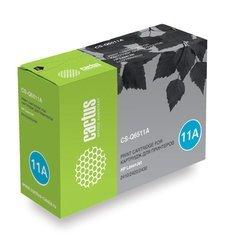 Картридж для HP LaserJet 2410, 2420, 2430 (Cactus CS-Q6511A) (черный) - Картридж для принтера, МФУКартриджи<br>Картридж совместим с моделями: HP LaserJet 2410, 2420, 2430.