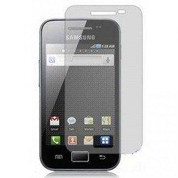 Защитная пленка для Samsung Jet S8000 (CD014995) (прозрачная) - ЗащитаЗащитные стекла и пленки для мобильных телефонов<br>Изготовлена из высококачественного полимера и идеально подходит для данной модели устройства.