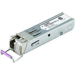 SFP-трансивер Zyxel SFP-100BX1310-20-D - Медиаконвертер, трансиверМедиаконвертеры, трансиверы<br>Одноволоконный SFP-трансивер 100BX 1310 нм для одномодового оптоволоконного кабеля на расстояние до 20 км.