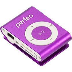 Perfeo VI-M001 0Gb (фиолетовый) - Mp3 плеерЦифровые плееры<br>Компактный Flash mp3 плеер, поддержка карт microSD до 32 Гб, питание: собственный Li-Ion, время работы 6 ч, вес: 20 г, без встроенной памяти.