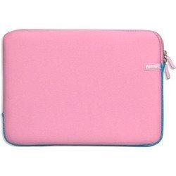 PortCase KNP-14PN (розовый) - Сумка для ноутбукаСумки и чехлы<br>Чехол для 14quot; ноутбуков, из синтетических материалов.