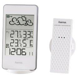 Погодная станция Hama EWS-860 (белый) - Цифровая метеостанция