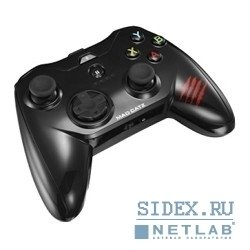 геймпад pc геймпад mad catz micro c.t.r.l.i mobile gamepad - gloss black беспроводной (mcb312680ac2, 04, 1)