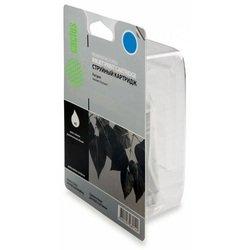 Картридж для HP DesignJet T120, T520 (Cactus CS-CZ130 №711) (голубой) (26 мл) - Картридж для принтера, МФУКартриджи<br>Совместим с моделями: HP DesignJet T120, T520.
