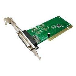 Контроллер Orient WT-SP04V2 OEM - КонтроллерКонтроллеры<br>Контроллер параллельного интерфейса, 1xParallel Port IEEE-1284 (SPP, PS2, EPP, ECP), разъем DB25 Female (25pin), интерфейс: PCI.