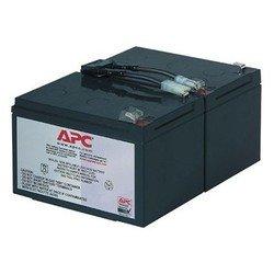 Батарея для APC BP1000, DLA1500J, SMT1000, SU1000, SU2000R3X155, SUA1000, SUVS1000 (RBC6) - Батарея для ибпАккумуляторные батареи<br>Поддерживаемые модели: APC10IA, BP1000, BP1000I, BP1100, DLA1500J, NECA1000JW, SMC1500, SMC1500I, SMT1000, SMT1000I, SMT1000ICH, SMT1000TW, SMT1000US, SU1000, SU1000BX120, SU1000I, SU1000INET, SU1000NET, SU1000RM, SU1000RMENT, SU1000RMI, SU1000RMINET, SU1000X127, SU1000X93, SU2000R3X155, SU700X167, SUA1000, SUA1000I, SUA1000ICH, SUA1000ICH-45, SUA1000J, SUA1000J3W, SUA1000US, SUA1500J3W, SUI500RMX155, SUVS1000.
