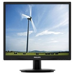 Philips 19S4QAB (черный) - МониторМониторы<br>ЖК (TFT IPS) 19quot;, 1280x1024, LED-подсветка, 250 кд/м2, 1000:1, 5 мс, 178°/178°, стереоколонки, DVI, VGA.