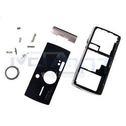 Корпус для Sony Ericsson K850 (8461) (черный-серебристый) - Корпус для мобильного телефонаКорпуса для мобильных телефонов<br>Потертости и царапины на корпусе это обычное дело, но вы можете вернуть блеск своему устройству, поменяв корпус на новый.