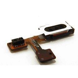 Шлейф для Samsung Galaxy Ace S5830 с динамиком и датчиком движения (14767) - Шлейф для мобильного телефонаШлейфы для мобильных телефонов<br>Шлейф в мобильном телефоне – маленькая, но неотъемлемая часть конструкции, представляющая собой систему контактных проводов, которая соединяет различные детали телефона.