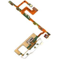 Шлейф для Sony Ericsson U5 (Vivaz) с боковыми кнопками и вибро (10811) - Шлейф для мобильного телефонаШлейфы для мобильных телефонов<br>Шлейф в мобильном телефоне – маленькая, но неотъемлемая часть конструкции, представляющая собой систему контактных проводов, которая соединяет различные детали телефона.