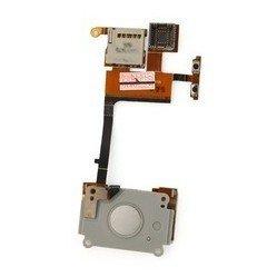 Шлейф для Sony Ericsson W580i с подложкой и разъемом на камеру (6427) - Шлейф для мобильного телефонаШлейфы для мобильных телефонов<br>Шлейф в мобильном телефоне – маленькая, но неотъемлемая часть конструкции, представляющая собой систему контактных проводов, которая соединяет различные детали телефона.