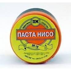 Паста НИСО (11781) - Паста, припойСопутствующие товары для пайки<br>Паста НИСО применяется для пайки меди и её сплавов.