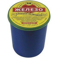 Железо хлорное безводное 250 г (11304) - Паста, припойСопутствующие товары для пайки<br>Применяется для травления медных сплавов, печатных плат.