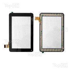 Тачскрин для планшета Digma iDj7n, MOMO9 MRM-POWER (TopON TOP-DI-7-2) (черный) - Тачскрины для планшетаТачскрины для планшетов<br>Оригинальное сенсорное стекло (touch screen) для планшета с диагональю 7quot;, разрешение 840x480.