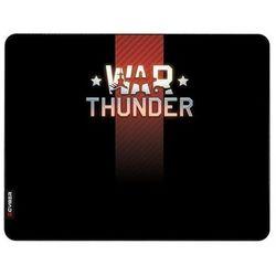 Коврик Qcyber Taktiks Expert + бонус код War Thunder (QC-04-004DV03) (черный)  - Коврик для компьютерной мышиКоврики для мышей<br>Размер 430X360 мм, толщина 4 мм, поверхность тонкое плетение, основа натуральный каучук. Приобретая данную игровую поверхность Вы получаете бонус код War Thunder в подарок.