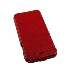 Чехол-флип для Apple iPhone 6, 6s 4.7 (R0005812) (красный) - Чехол для телефонаЧехлы для мобильных телефонов<br>Плотно облегает корпус и гарантирует надежную защиту от царапин и потертостей.