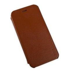 Чехол-книжка для Apple iPhone 6 Plus, 6s Plus 5.5 (R0007607) (коричневый) - Чехол для телефонаЧехлы для мобильных телефонов<br>Плотно облегает корпус и гарантирует надежную защиту от царапин и потертостей.