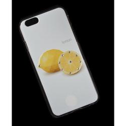 Чехол-накладка для Apple iPhone 6, 6s 4.7 (R0006671) (лимон) - Чехол для телефонаЧехлы для мобильных телефонов<br>Плотно облегает корпус и гарантирует надежную защиту от царапин и потертостей.