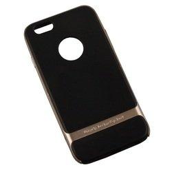 Чехол-накладка для Apple iPhone 6, 6s 4.7 (R0007283) (золотистый) - Чехол для телефонаЧехлы для мобильных телефонов<br>Плотно облегает корпус и гарантирует надежную защиту от царапин и потертостей.