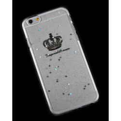 Чехол-накладка для Apple iPhone 6, 6s 4.7 (R0006179) (Корона) - Чехол для телефонаЧехлы для мобильных телефонов<br>Плотно облегает корпус и гарантирует надежную защиту от царапин и потертостей.
