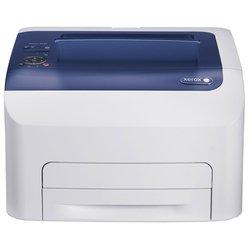 Xerox Phaser 6022 + EU power cord - Принтер, МФУПринтеры и МФУ<br>Xerox Phaser 6022 - принтер, A4, печать  светодиодная цветная, 4-цветная, 18 стр/мин ч/б, 18 стр/мин цветн., 1200x2400 dpi, подача: 150 лист., вывод: 100 лист., Post Script, память: 254 Мб, Ethernet RJ-45, USB, Wi-Fi