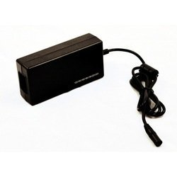 Универсальное сетевое зарядное устройство для ноутбука KS-is Chrox-L (KS-152L) - Сетевая, автомобильная зарядка для ноутбукаСетевые и автомобильные зарядки для ноутбуков<br>Рабочая мощность блока составляет 96Вт, напряжение устанавливается вручную переключателем, в зависимости от модели ноутбука. В комплекте поставки находится 9 переходников для совместимости с ноутбуками различных производителей (Sony, ASUS, Acer, Toshiba, Dell, iRU, Roverbook, HP, IBM, Lenovo, Compaq, Samsung, Sharp).