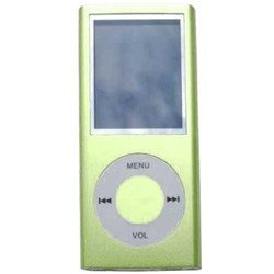 Mp3 плеер Perfeo Music I-Sonic (VI-M011) (зеленый) - Mp3 плеер  - купить со скидкой