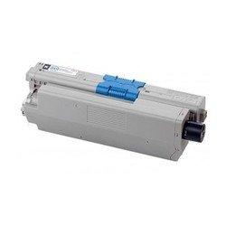Тонер-картридж для OKI C301, C321, MC332, MC342 (44973544) (черный) - Картридж для принтера, МФУКартриджи<br>Совместим с моделями: OKI C301, C321, MC332, MC342.
