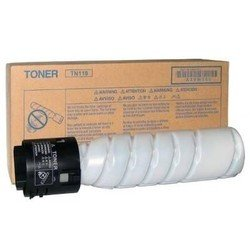 Тонер для Konica Minolta bizhub 195, 215, 235 (A3VW050(1) TN-118) (черный)  - Тонер для принтераТонеры для принтеров<br>Совместим с моделями: Konica Minolta bizhub 195, 215, 235.