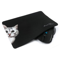Коврик Dialog PM-H15 Cat - Коврик для компьютерной мыши